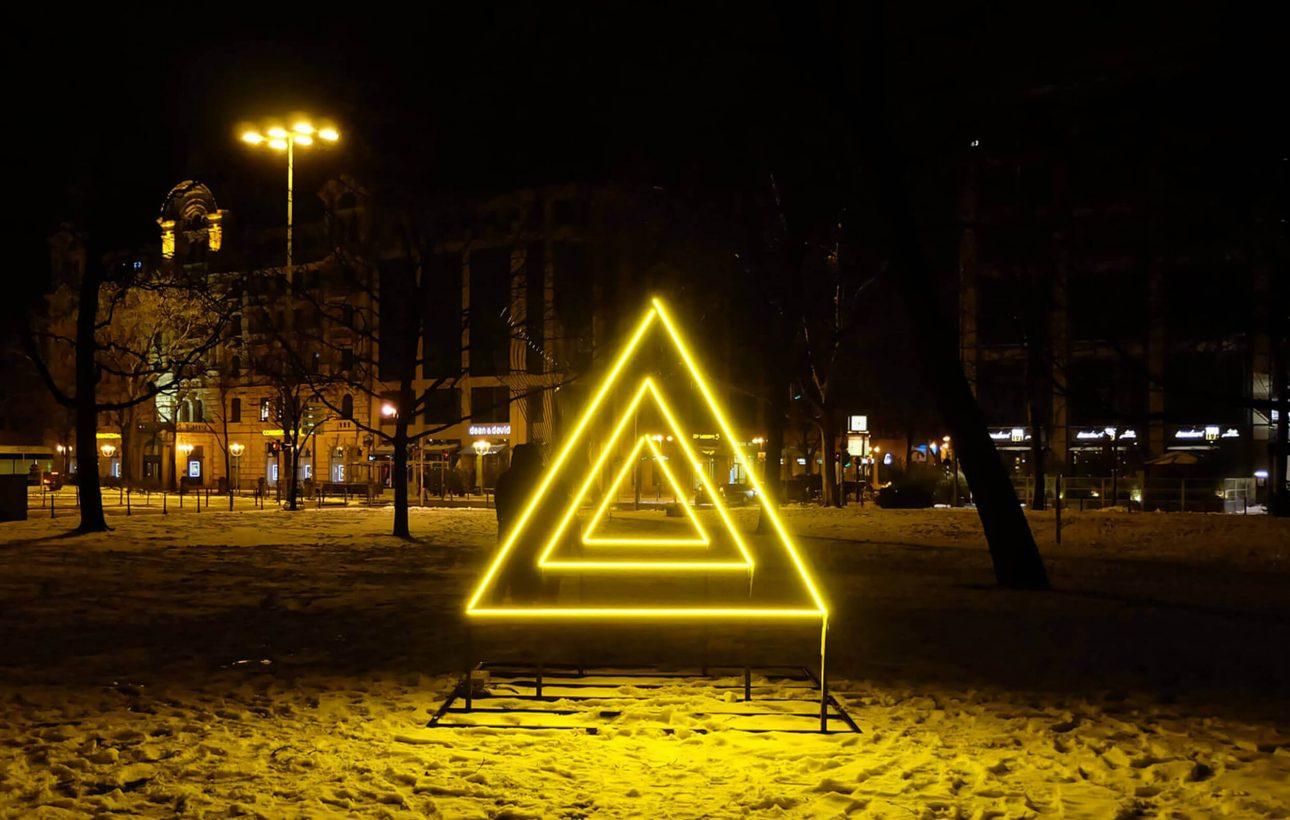 Lichtkunst Luminale