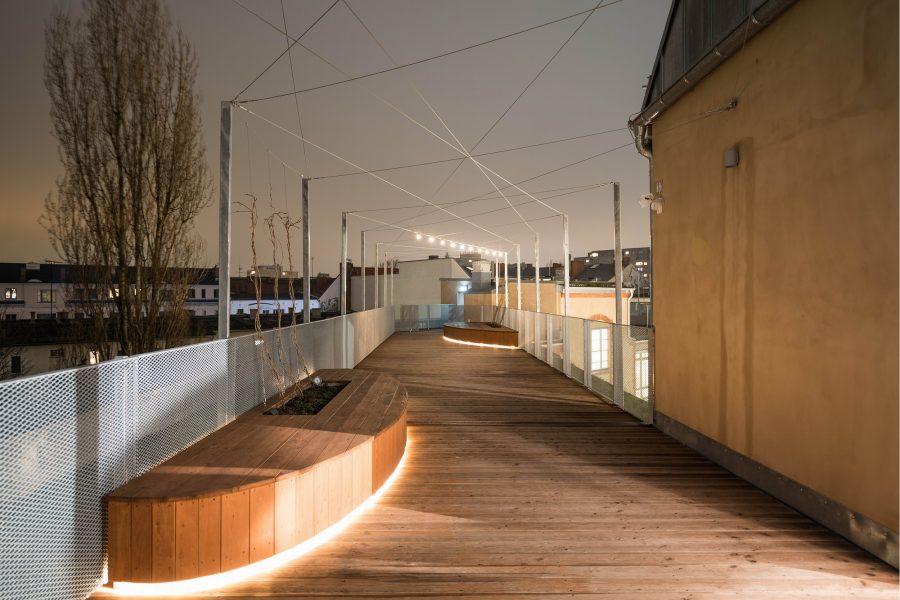 LED für Ambiente Erkelenzdamm Berlin