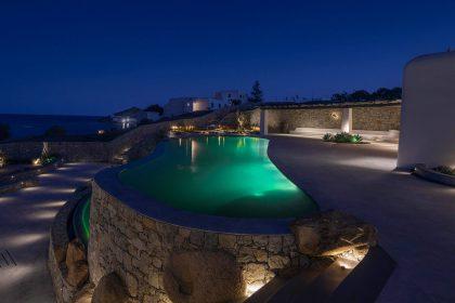 Wasserdichte LED-Bänder Mykonos